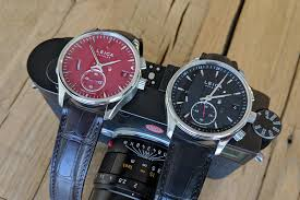 L1 And L2 Review Leica Watch L1 And L2 Specs Price