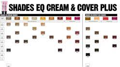 Shades Of Eq Color Chart Redken Shades Eq Cream Color Chart Pdf Www