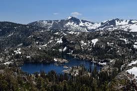 Desolation Wilderness: Middle Velma/Phipps Peak Backpack