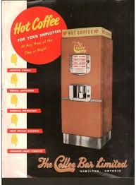Vending Machine Brochure Simple Hot Coffee Vending Machine 48 Brochure