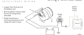 best 83 international delco remy alternator wiring schematic within delco-remy alternator wiring schematic images of wiring diagram for ac delco alternator cs130 4 wire 3 gm 10si 2
