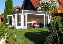 Design Gartenhaus Cubus-Wave 44 ISO | Gartenhaus gmbh, Design ...