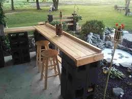 with diy outdoor kitchen cinder block concrete countertops and sink yourhyoucom design designsrhhughcabotcom design diy outdoor