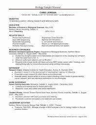 Intern Resume Sample New Resume Example For Internship Aurelianmg ...