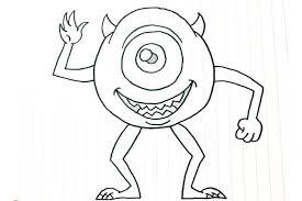 マイクワゾウスキのイラストの描き方簡単動画でモンスターズインクの