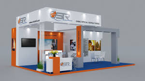 Booth Design Services 3d Stall Design Customized Exhibition Stall Design
