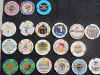 Casino Poker Chip Colors And Denominations Professional