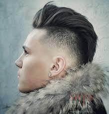 swisshairbyzainal and cool undercut hairstyle men