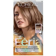L Oreal Feria Permanent Hair Colour