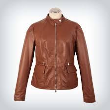 leather jacket 842