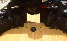 i have added a removable puck rebounder see pic yellow bungee at near ice level