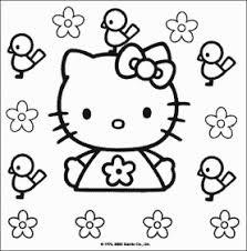 Disegni Da Colorare Barbie Hello Kitty Pingu Petzi