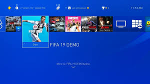 how to fifa 19 demo
