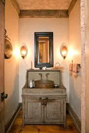 bathroom sconces. vertical black rustic wooden mirror frames combined candle wall also bathroom sconces