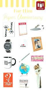 4th wedding anniversary gift ideas for men metalfabtech