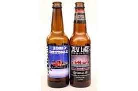 Great Lakes Christmas Ale vs. Thirsty Dog's 12 Dogs of Christmas ...