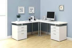 dual desk home office. Dual Desks Home Office Large White Desk Computer Furniture Small Table Wh . M