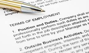 Free Employment Contract Templates Sample Proforma Employment Contract Start Up Donut