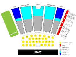 Sunshine Music Festival Seating Chart Calendar