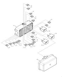 L230 skid steer loader 4 11 55 100 do 04 fuse box 2 eh rh avspare ford fuse box diagram ford explorer fuse box diagram