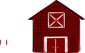 red barn clip art transparent. Free Barn Clipart Image 2 Red Clip Art Transparent