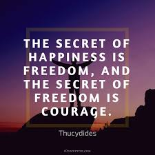 Courage Quotes Interesting 48 Courage Quotes To Inspire And Enlighten You IPerceptive