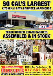 Cabinet Warehouse San Diego Builders Surplus So Cals Largest Kitchen And Bath Cabinets