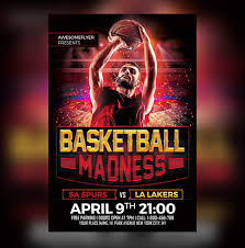 Free Flyer Template Download 27 Free Sports Flyer Psd Templates For Download Designyep