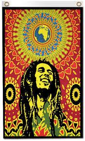 2019 Digital Printing 3x5ft Bob Marley Poster Flag 90x150cm Polyester Hippie True Lengend Reggae Rasta Music Festival Wall Hanging Fabric Banner From