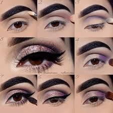 flawless makeup tutorial for brown eyes