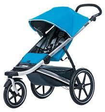 Прогулочная коляска <b>THULE Urban Glide</b> — купить по выгодной ...