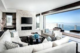 living room with electric fireplace and tv. Contemporary Electric Fireplace Tv Stand Dooroutdoor Modern Living Room With And E
