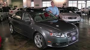 2008 Audi A4 3.2 Quattro - Navigation, Bluetooth, S-Line Trim ...
