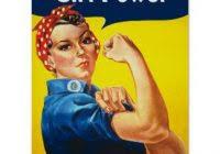 Elegant Women Power Photo Girl Power Posters Darlene Franklin