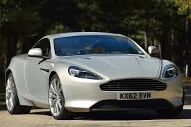 2013 Aston Martin DB9 - Information and photos - ZombieDrive
