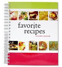bookfactory recipe book recipe journal recipe notebook blank cook book a cook s