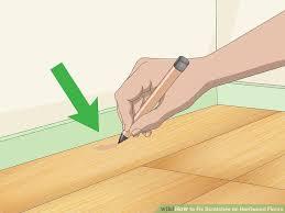 image titled fix scratches on hardwood floors step 2