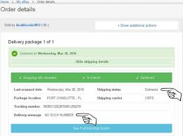 Solved Attempted Delivery Israel The Ebay Community