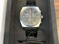 <b>Часы Nixon Time Teller</b> gold унисекс купить в Москве | Личные ...