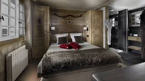 La Bouitte Hotel, St Martin de Belleville double bedroom