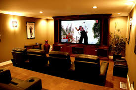 Tv In Living Room Decorating Living Room Theater Smart Living Room Theater Decor Ideas Living