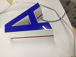 3d printing letters