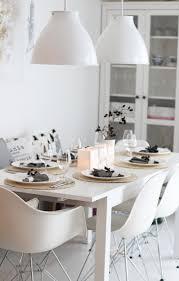 Modern White Dining Rooms - Modern white dining room sets