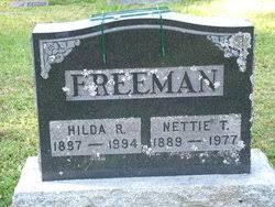 Hilda Rebecca Freeman (1887-1994) - Find A Grave Memorial