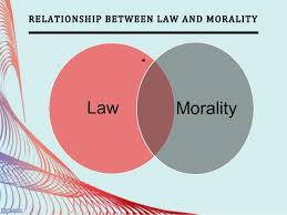 law and morality relationship between law and morality