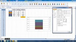 Box And Whiskers Plot With Negative Values In Excel 2007 Youtube