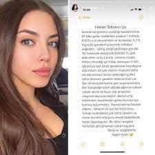 """Kadraj Magazin auf Twitter: """"Oyuncu Aygün Aydın, Hakan Sabancı'ya veda  etti: """"Seninle tanışmam sayesinde 157 iş birliği yapıp 628 bin TL kazandım  ve 3.140 öğrenciye kitap gönderdim. Yaşamında mutluluk dilerim. Umarım bir"""