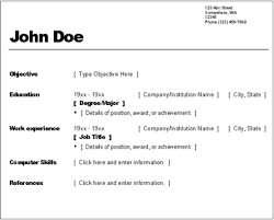 Resume Examples, Basic Resume Examples 10 Simple Resumes Examples You Can  See Basic Resume Examples