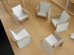 build dollhouse furniture. How To Make Simple Chunky Dollhouse Furniture From Squares Of Thick Balsa Source: Build