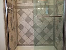 how to install ceramic tile in shower stall image bathroom 2017